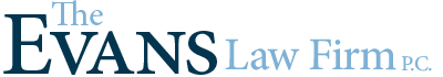 Evans Law Firm, P.C. logo